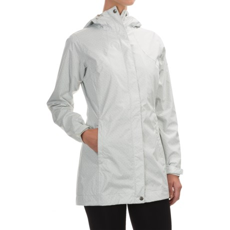 Columbia Sportswear Splash a Little Rain Jacket - Omni-Tech®, Waterproof, Hooded (For Women)
