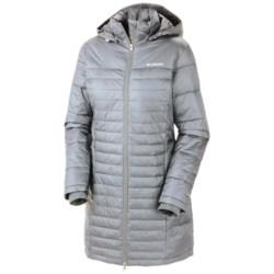 Columbia Sportswear Powder Pillow Long Jacket (For Women)