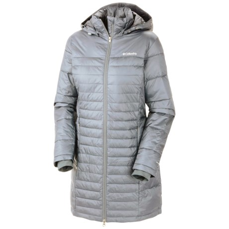 Columbia Sportswear Powder Pillow Long Jacket (For Women)