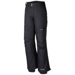 Columbia Sportswear Sur Le Peak II Omni-Heat® Ski Pants - Waterproof, Insulated (For Women)