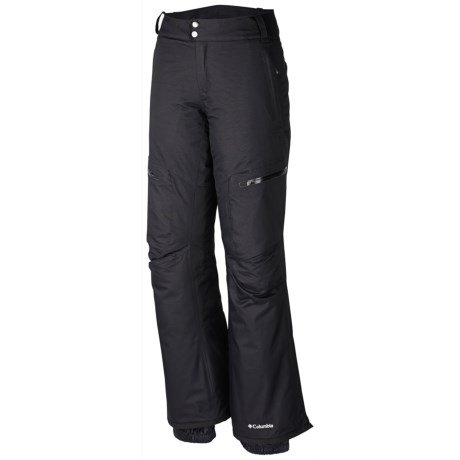 Columbia Sportswear Sur Le Peak II Omni-Heat® Ski Pants - Waterproof, Insulated (For Women)
