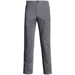 Specially made Straight-Leg Twill Pants (For Men)