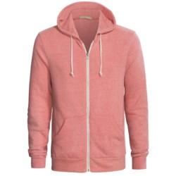 Zip Hoodie - Cotton Blend (For Men)