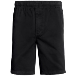 Cotton Twill Shorts (For Men)