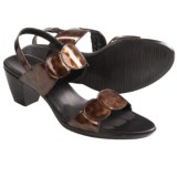 Munro American Solar Sandals - Patent Leather (For Women)