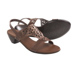 Munro American Tahiti Sandals - Leather (For Women)