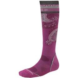 SmartWool 2013 PhD Ski Socks - Merino Wool, Over the Calf (For Women)
