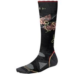 SmartWool 2013 PhD Ski Socks - Merino Wool, Ultralight, Over-the-Calf (For Women)