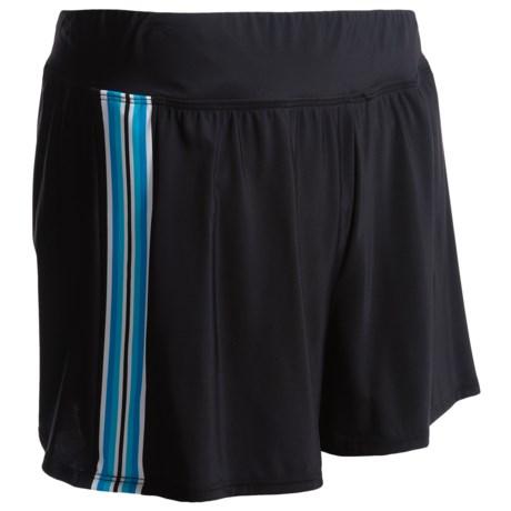 Miraclesuit Stars in Stripes Swim Skirt - Built-In Briefs (For Women)
