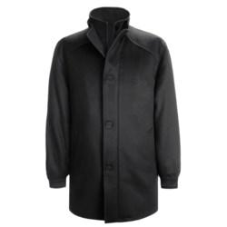 Cardinal of Canada Carter Coat - Wool-Cashmere (For Men)