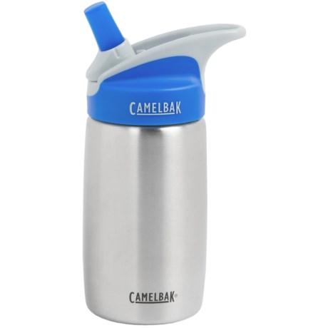 CamelBak Better Bottle Stainless Steel Water Bottle - Drinking Spout, 0.4L (For Kids)