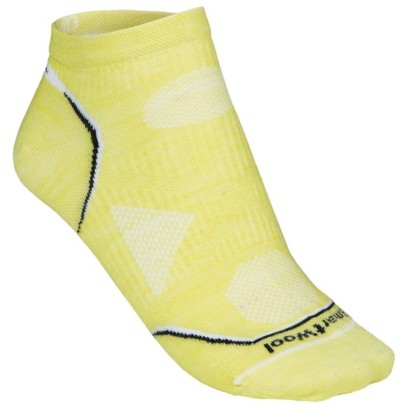 SmartWool PhD Multisport Micro Socks - Lightweight, Merino Wool (For Women)