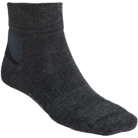 DeFeet Trail 19 Running Socks - Merino Wool (For Men and Women)