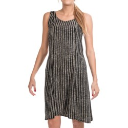 Nomadic Traders Helena Dress - Rayon Batik, Sleeveless (For Women)