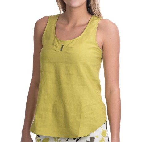 Nomadic Traders NTCO Kyoto Tea Tank Top (For Women)