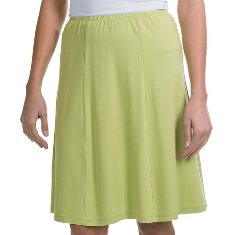 Nomadic Traders NTCO Rendezvous Six-Panel Skirt - Stretch Jersey (For Women)