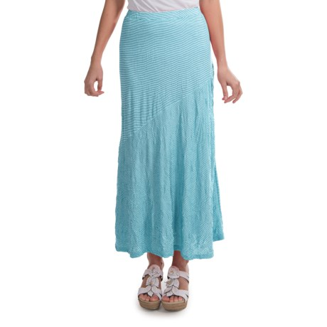 Nomadic Traders Apropos Crush On You Maxi Skirt (For Women)
