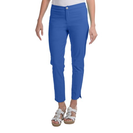 Apropos Savvy Ankle Pants - Twill (For Women)