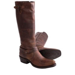 Sonora Melinda Boots - Leather, Square Toe (For Women)