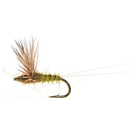 Black's Flies Comparadun Dry Fly - Dozen