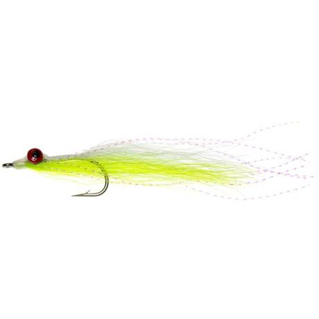 Black's Flies Clouser Deep Minnow Saltwater Fly - Dozen