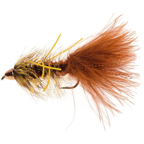 Black's Flies Black's Flies Autumn Splendor Streamer Fly - Dozen