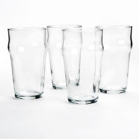 Bormioli Rocco Nonix Pub Glasses - Set of 4