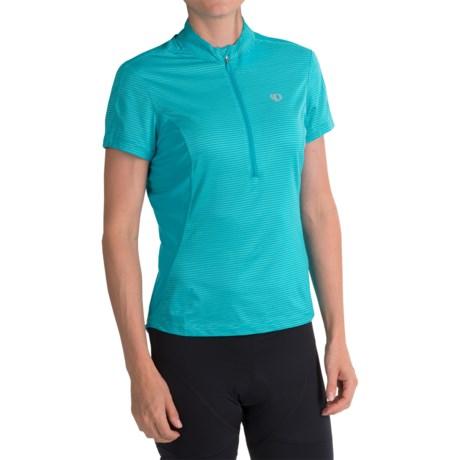 Pearl Izumi Ultrastar Cycling Jersey - UPF 50+, Zip Neck, Short Sleeve (For Women)