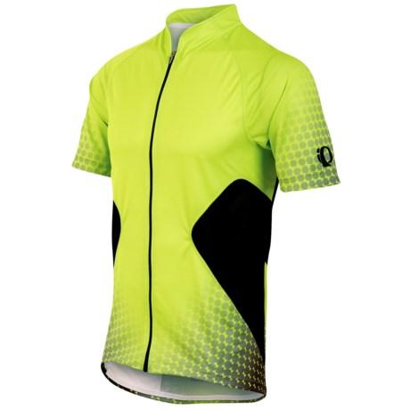 Pearl Izumi Veer Cycling Jersey - Full Zip, Short Sleeve (For Men)