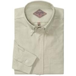 Bills Khakis Oxford Cloth Shirt - Long Sleeve (For Men)
