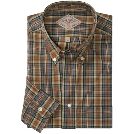 Bills Khakis Ancient Tartan Shirt - Long Sleeve (For Men)