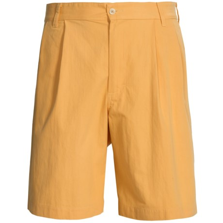 Bills Khakis Surf Cloth Shorts - Pleated (For Men)