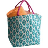 Two's Company Fortaleza Tote Bag - Jute