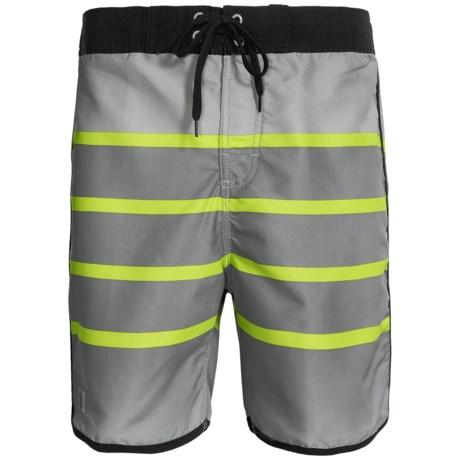 Zonal Swim Trunks - Built-In Shorts (For Men)
