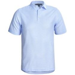 Chase Edward Chase Stripe High-Performance Polo Shirt - Short Sleeve (For Men)