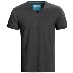 Pact V-Neck T-Shirt - Organic Cotton, Short Sleeve (For Men)