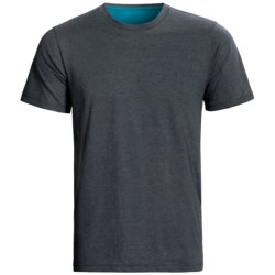 Pact Organic Cotton T-Shirt - Crew Neck, Short Sleeve (For Men)