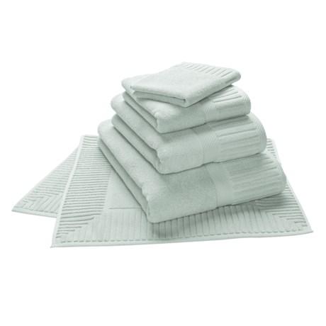 The Turkish Towel Company Sultan Washcloth - Turkish Cotton