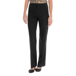 Lafayette 148 New York Bedford Pants - Stretch Italian Wool, Slim Leg (For Women)