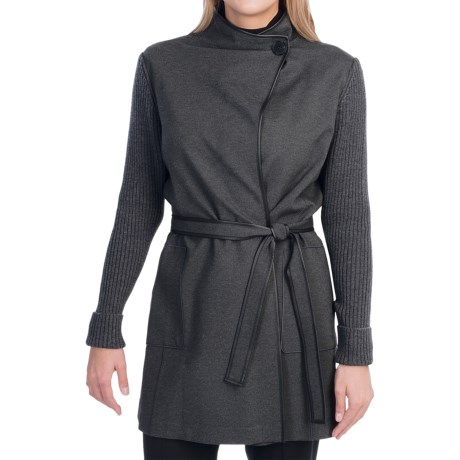 Lafayette 148 New York Punto Milano Knit Jacket (For Women)