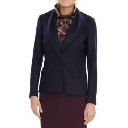 Lafayette 148 New York Luxe Jacket - Boiled Wool Blend (For Women)