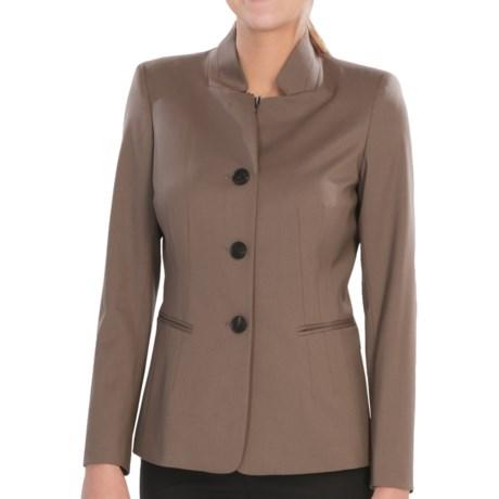 Lafayette 148 New York Rosen Jacket - Stretch Italian Wool (For Women)