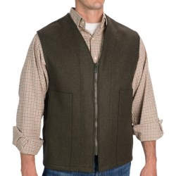 Stormy Kromer Mackinaw Vest - Wool (For Tall Men)