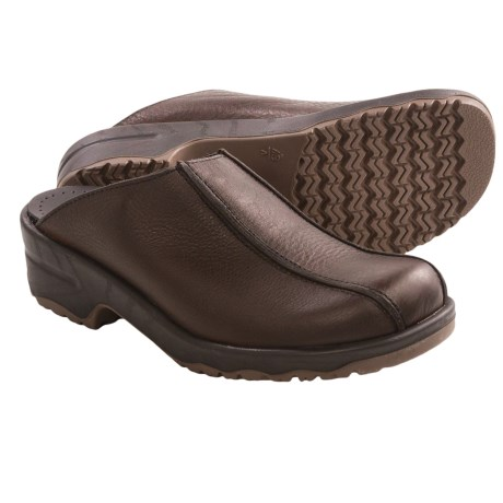 Sanita Walt Clogs - Leather (For Men)