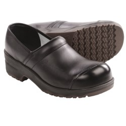 Sanita Leo Protector Clogs - Leather, Steel Toe (For Men)