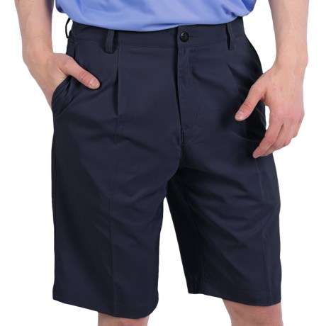 Adidas Golf Climalite Tech Shorts - Pleated (For Men)