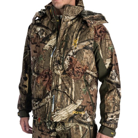 Browning XPO Jacket - Waterproof, Insulated (For Men)