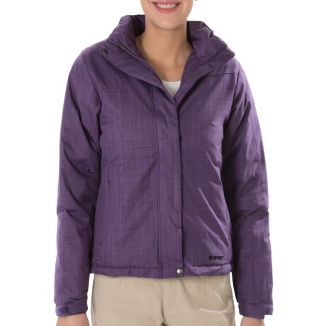 Hi-Tec Cruise Trail Down Parka - Waterproof, Insulated (For Women)