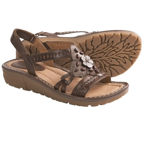 Earth Downeaster Sandals (For Women)