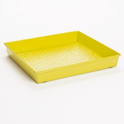 Extra Weave USA Square Boot Tray - Bright